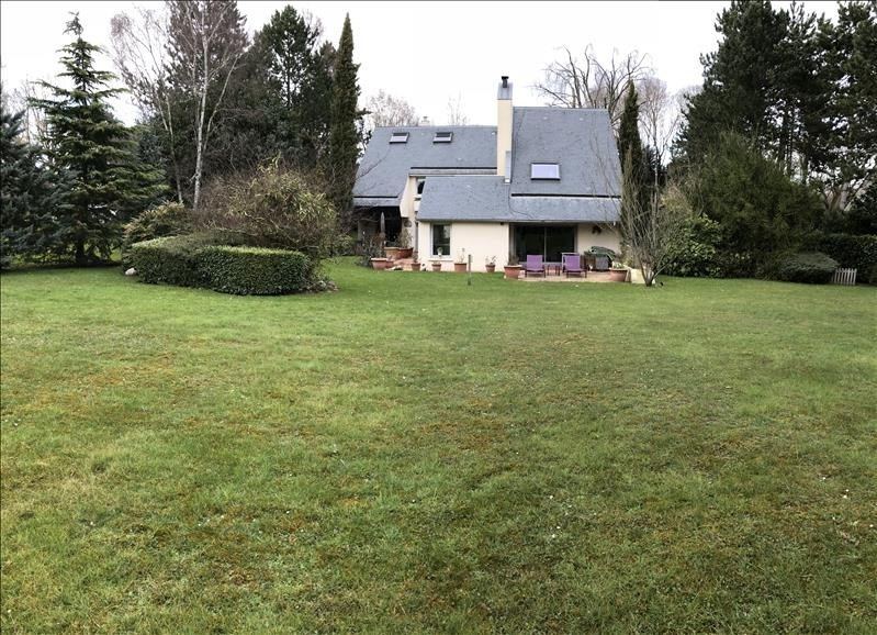 Deluxe sale house / villa St nom la breteche 1595000€ - Picture 1
