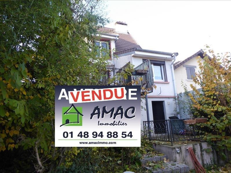 Sale house / villa Villemomble 362250€ - Picture 1