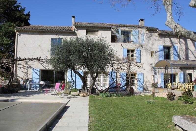 Deluxe sale house / villa Barbentane 850000€ - Picture 1