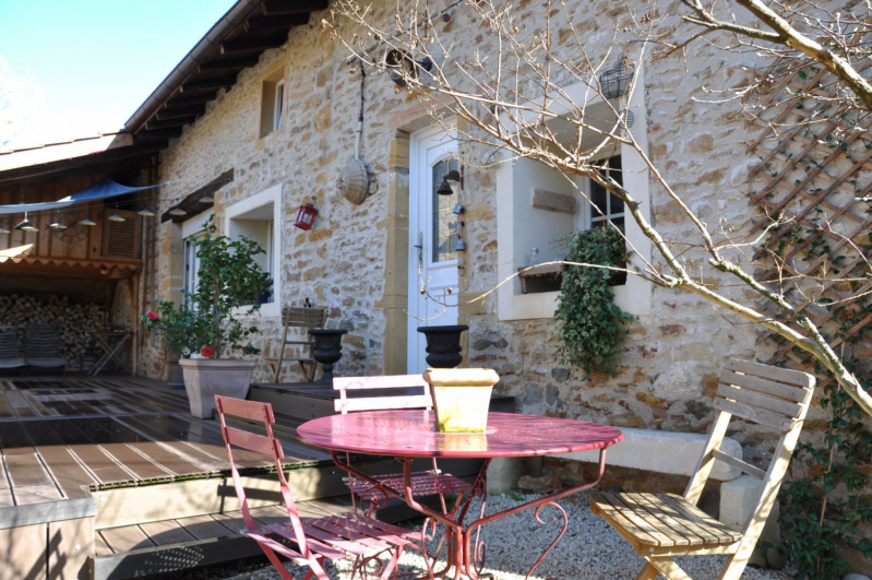 Vente maison / villa Ville sur jarnioux 349000€ - Photo 2