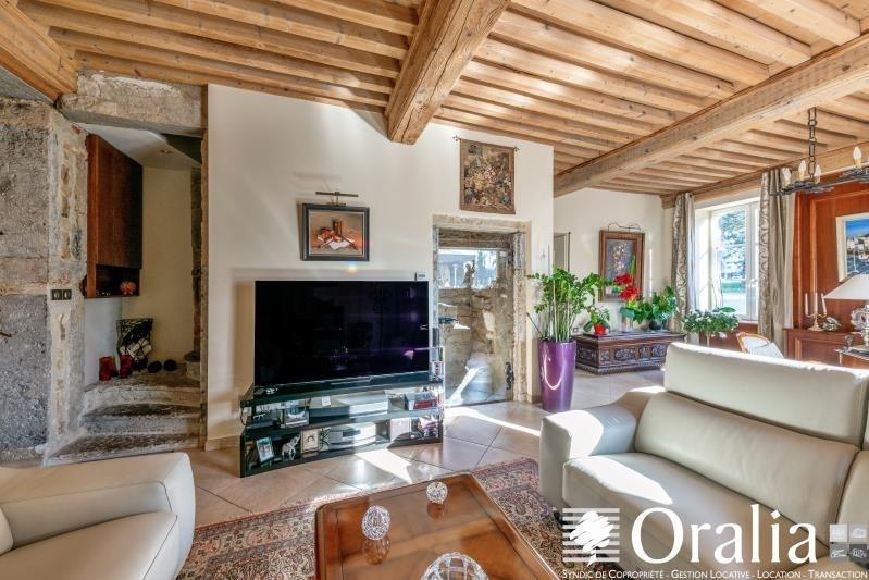 Vente de prestige maison / villa St cyr au mont d'or 690000€ - Photo 1