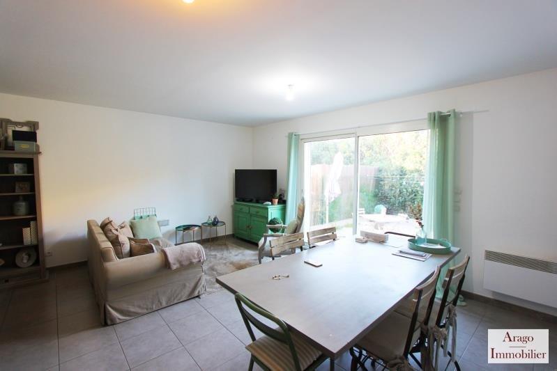 Rental house / villa Pezilla la riviere 811€ CC - Picture 1