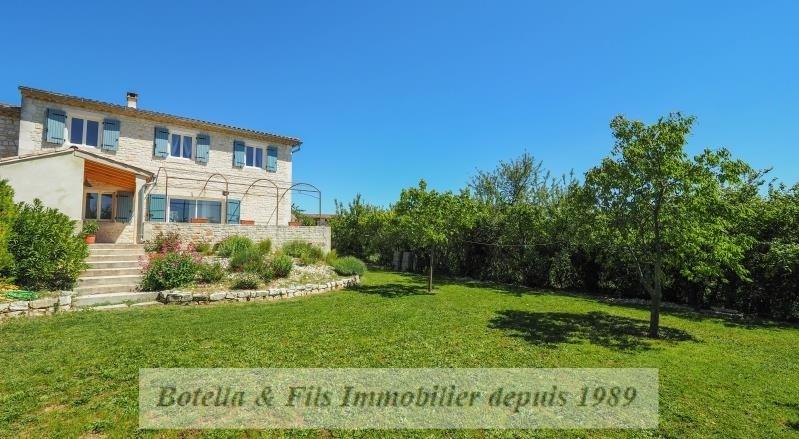 Vente maison / villa Barjac 239000€ - Photo 1