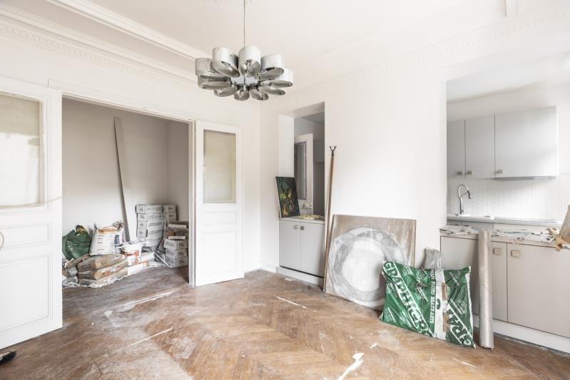 Vente appartement Paris 18ème 530000€ - Photo 2