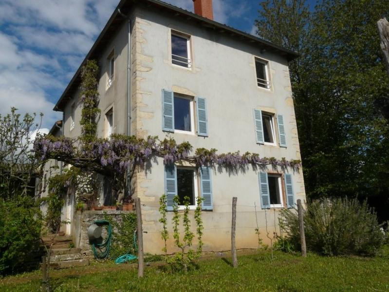 Beautiful stone property in Mâconnais
