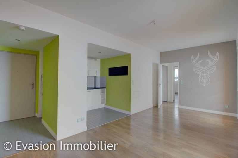 Location appartement Passy 784€ CC - Photo 1