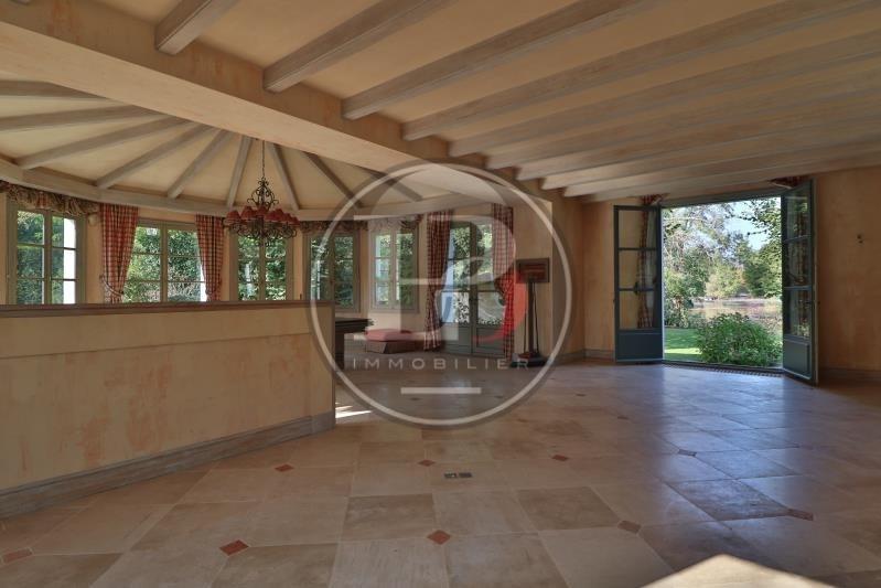 Revenda residencial de prestígio casa Le vesinet 3190000€ - Fotografia 3