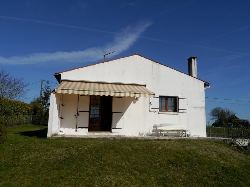 Sale house / villa Mortagne sur gironde 117700€ - Picture 6