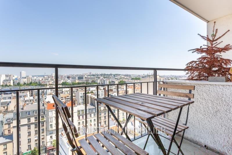 Vente appartement Paris 18ème 595000€ - Photo 2