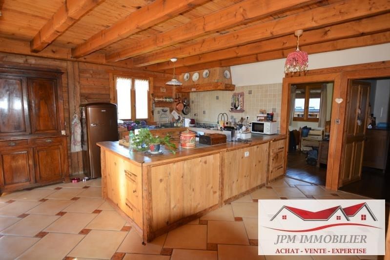 Vente maison / villa Nancy sur cluses 389 500€ - Photo 2