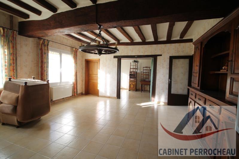 Sale house / villa La chartre sur le loir 95000€ - Picture 6