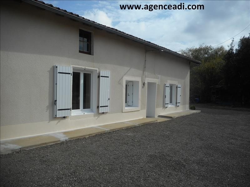 Location maison / villa Chenay 470€ CC - Photo 1