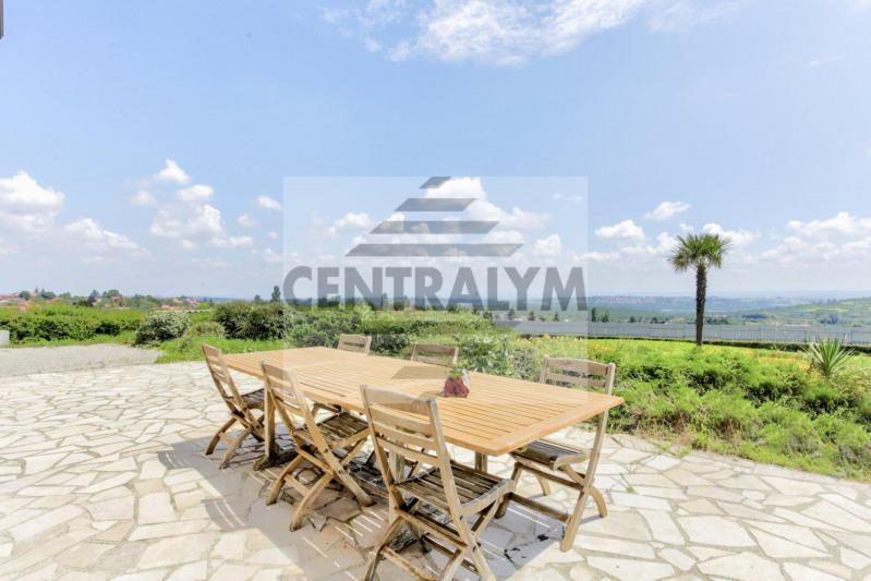 Vente de prestige maison / villa Taluyers 672000€ - Photo 1