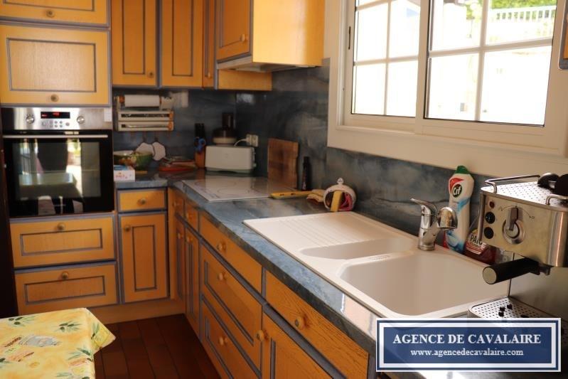 Deluxe sale house / villa Cavalaire sur mer 624000€ - Picture 6