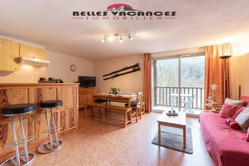 Produit d'investissement appartement St lary soulan 189 000€ - Photo 1