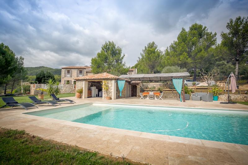 Vente maison / villa Auriol 835000€ - Photo 1