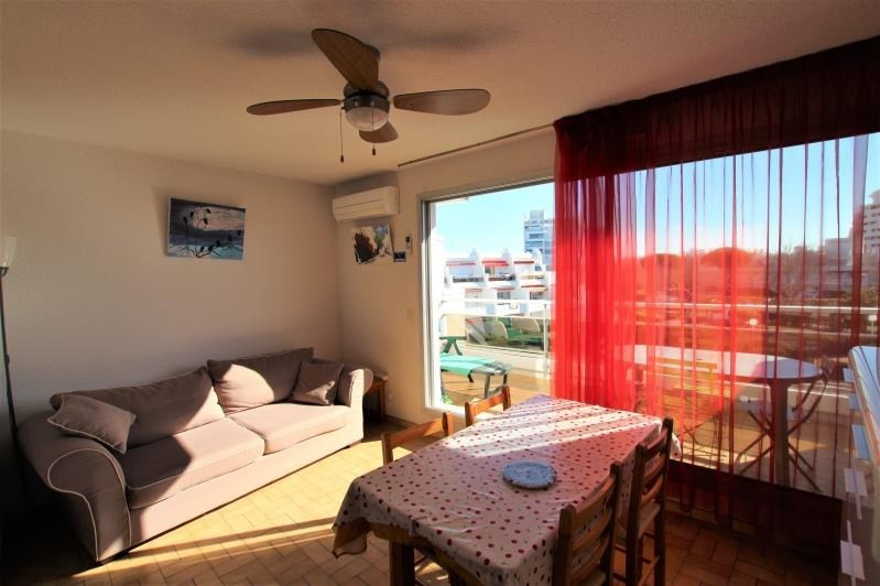 Sale apartment La grande motte 119000€ - Picture 2
