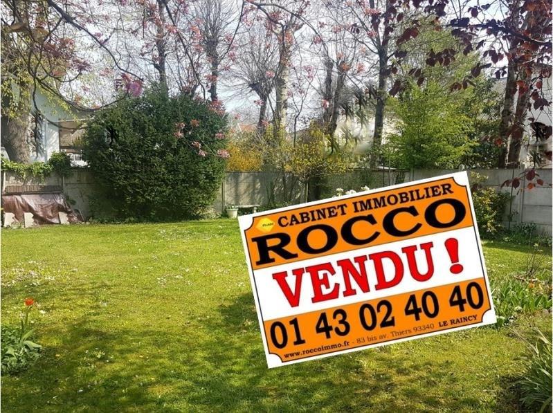 Vente maison / villa Le raincy 660000€ - Photo 1
