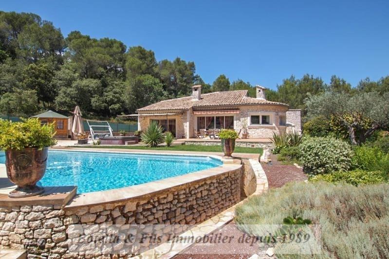 Venta de prestigio  casa Uzes 695000€ - Fotografía 11