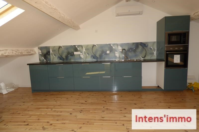 Vente appartement Romans sur isere 118 000€ - Photo 2