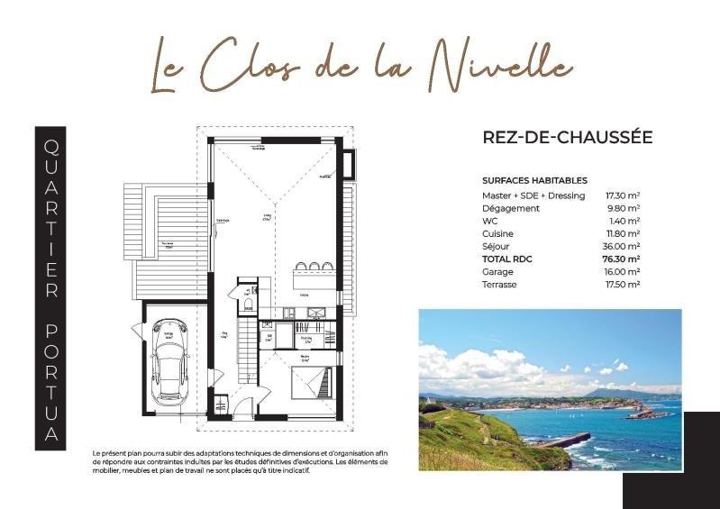 Deluxe sale house / villa Ascain 690000€ - Picture 3