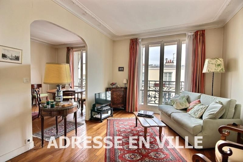 Revenda apartamento Levallois perret 530000€ - Fotografia 7