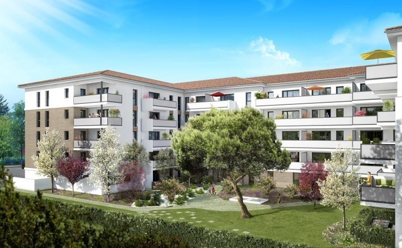 Vente appartement Toulouse 286900€ - Photo 8