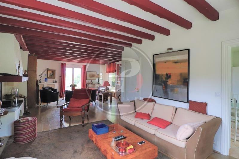 Revenda residencial de prestígio casa Mareil marly 1255600€ - Fotografia 4