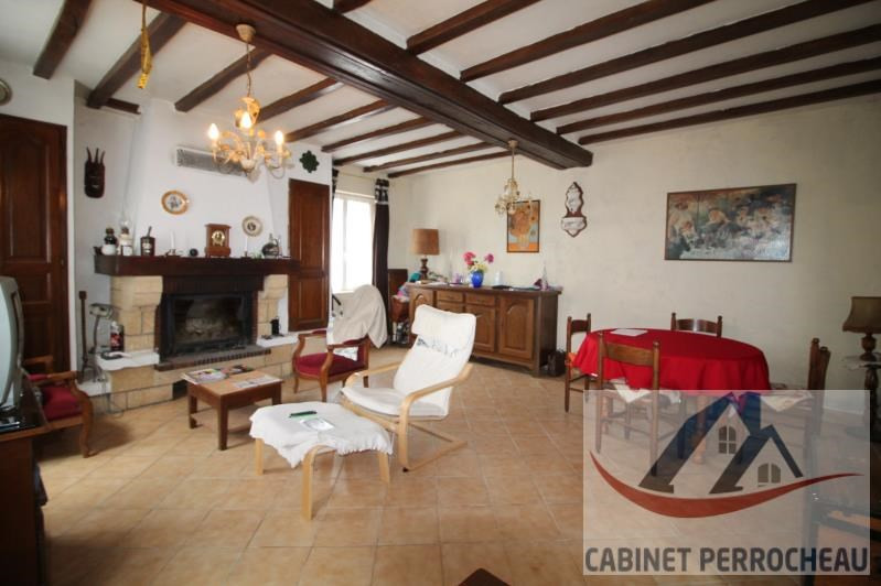 Sale house / villa La chartre sur le loir 125500€ - Picture 3