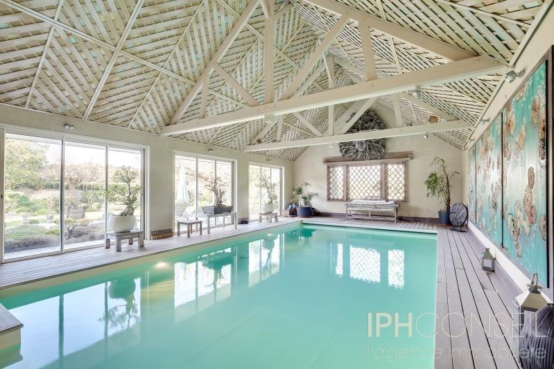 Deluxe sale house / villa St nom la breteche 1880000€ - Picture 1
