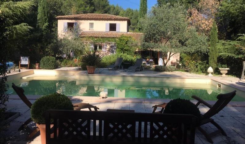 Vente de prestige maison / villa Fuveau 749000€ - Photo 1