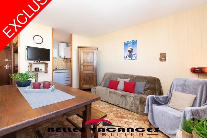 Sale apartment Saint-lary-soulan 60 000€ - Picture 1