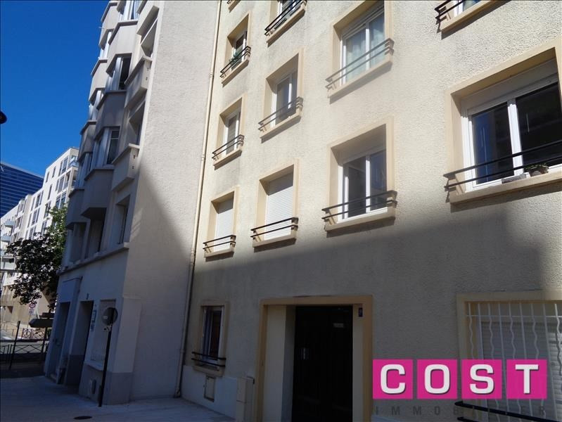 Investment property apartment Courbevoie 221000€ - Picture 1