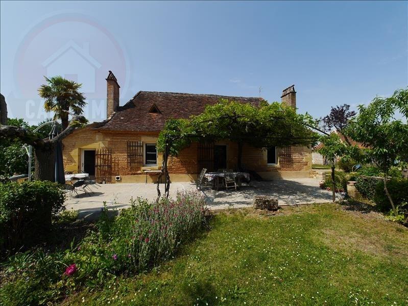 Vente maison / villa Prigonrieux 341000€ - Photo 1