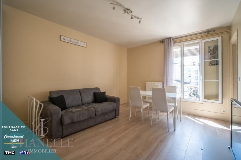 Vente appartement Vincennes 290000€ - Photo 1
