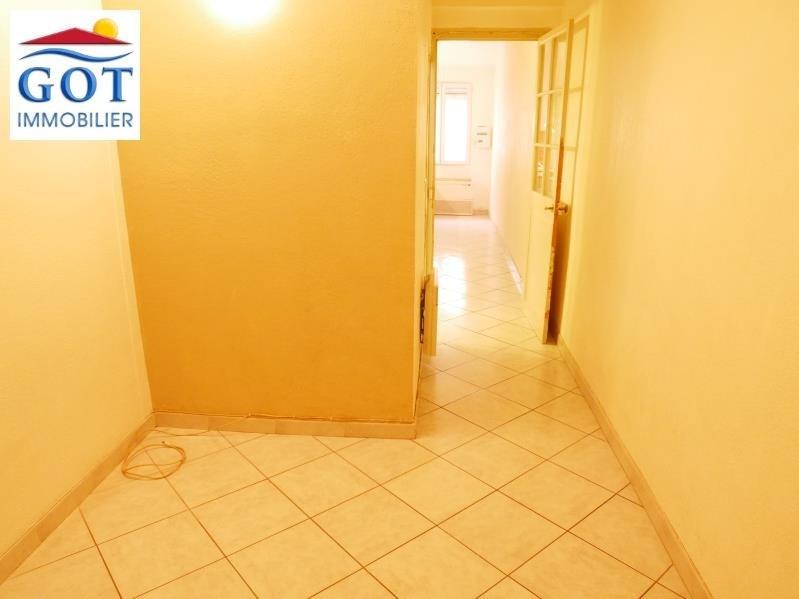 Vente maison / villa St laurent de la salanque 62500€ - Photo 4