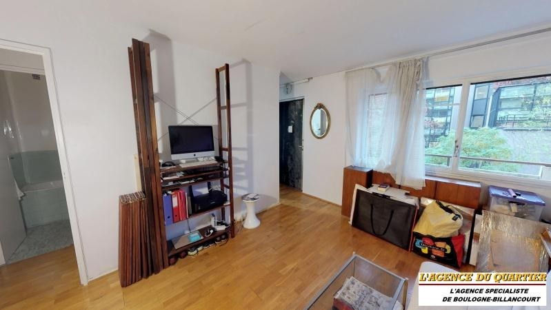 Sale apartment Boulogne billancourt 309 000€ - Picture 1