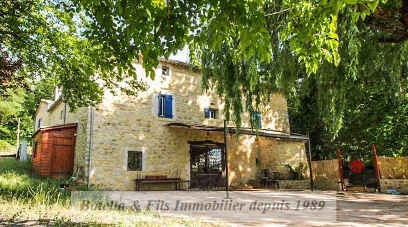 Vente maison / villa Vallon pont d'arc 368000€ - Photo 1