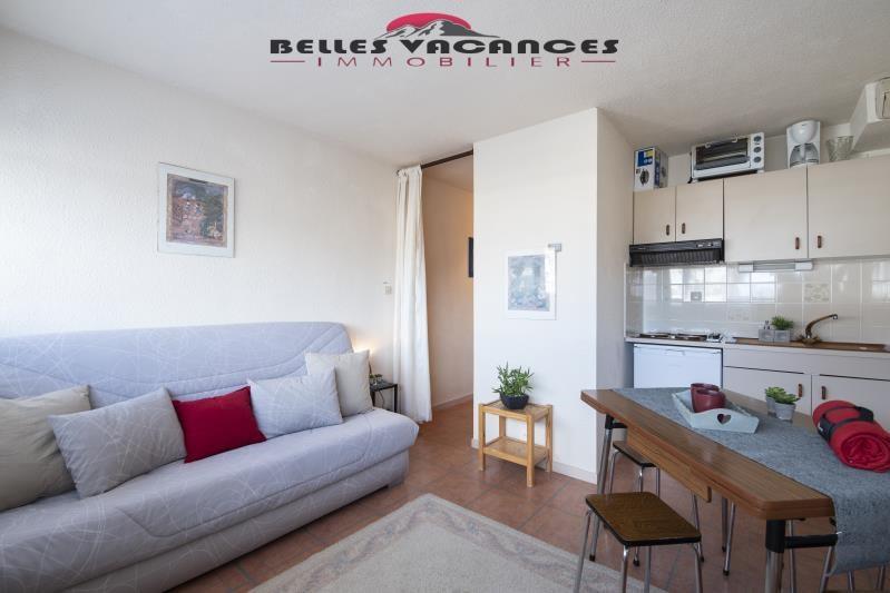 Sale apartment Saint-lary-soulan 44000€ - Picture 2