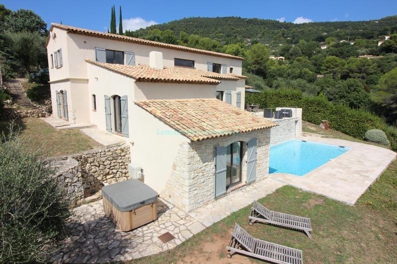 Vente de prestige maison / villa Le tignet 1070000€ - Photo 3