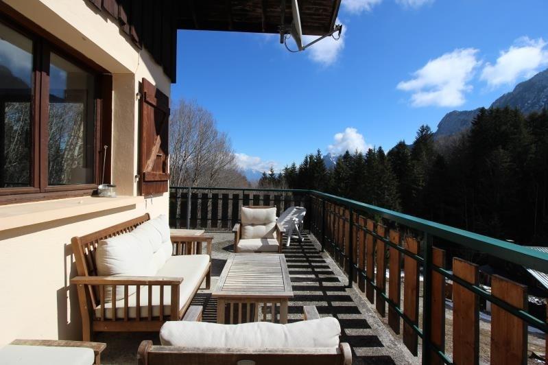 Sale house / villa Saint sixt 360000€ - Picture 2
