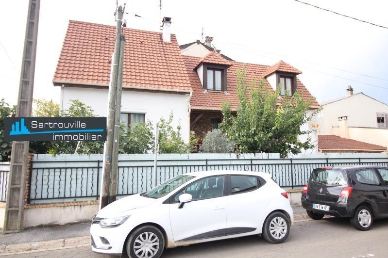 Sale house / villa Sartrouville 433000€ - Picture 1
