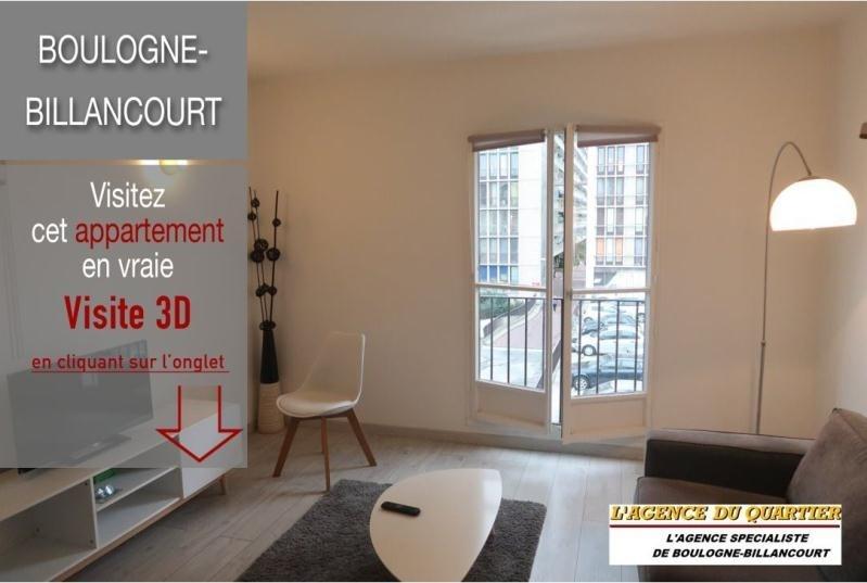 Revenda apartamento Boulogne billancourt 399000€ - Fotografia 1