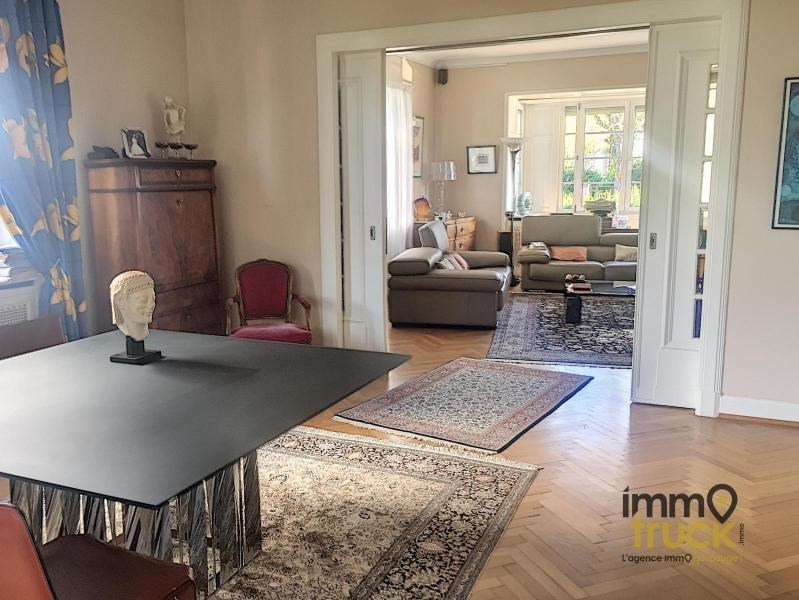 Deluxe sale apartment Strasbourg 1 118 300€ - Picture 1