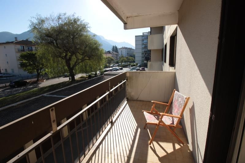 Vente appartement Annecy le vieux 418 000€ - Photo 2