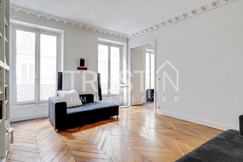 Vente de prestige appartement Paris 8ème 1045000€ - Photo 3