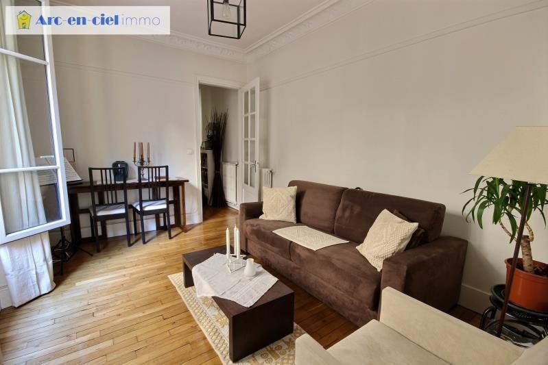 Revenda apartamento Paris 12ème 395000€ - Fotografia 3