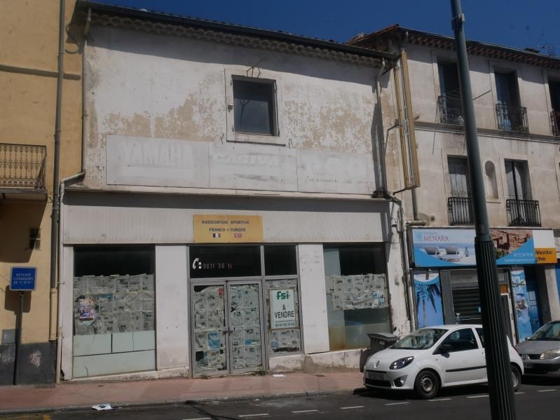 Vente local commercial Beziers 100 000€ - Photo 1