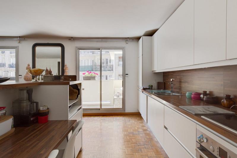 Vente de prestige appartement Paris 18ème 1245000€ - Photo 5