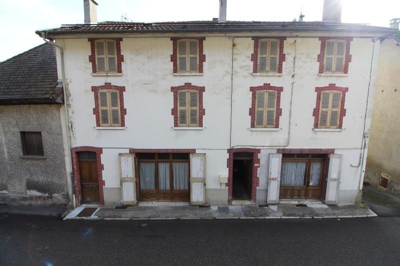 Verkoop  flatgebouwen St geoire en valdaine 138000€ - Foto 1
